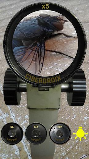 برنامه میکروسکوپ