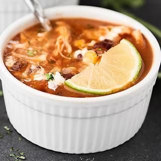 Taco Soup With Hominy Recipes.
