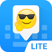 Facemoji Emoji Keyboard Lite: Emoji,DIY Theme,GIF