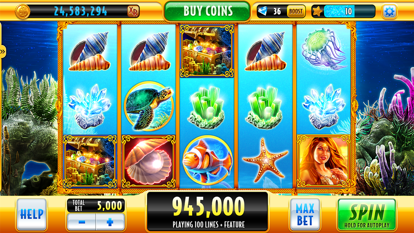 Xtreme Slots Free Casino Android Jeux Appagg