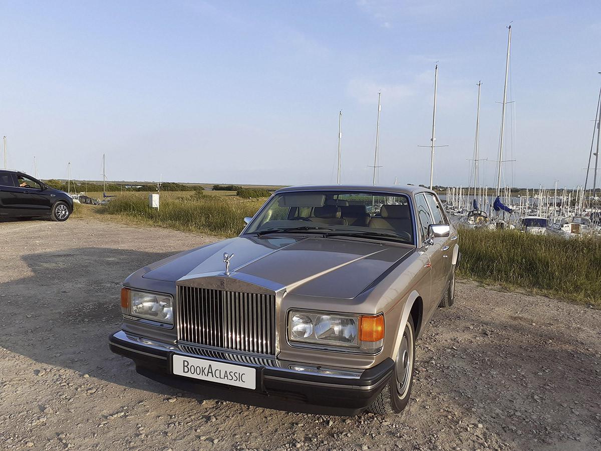 Rolls Royce Silver Spirit Ii Hire Chelmsford