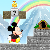 Mickey Adventure Mouse World