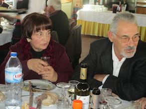 Photo: Rocha e esposa