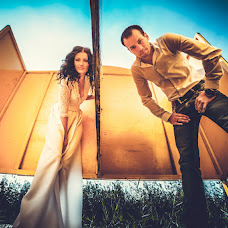 Wedding photographer Vyacheslav Parfeev (parfeev). Photo of 01.04.2016