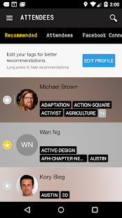 SXSW Eco 2015 Mobile Guide- screenshot thumbnail