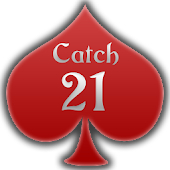 Catch 21 Blackjack Solitaire