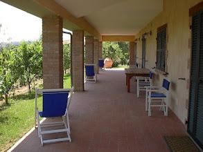 Photo: Girasole saturnia agriturismo Entrata alle camere e miniappartamenti