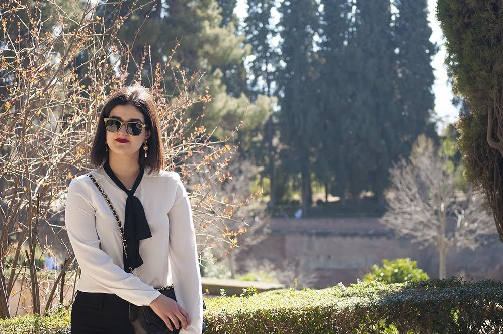 somethingfashion amanda ramon fashion blogger spain valencia granada, ootd comfy inspiration traveling, la alhambra blogs Andalusia