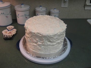 Supersize Supermoist Superwhite Pineapple Cake Recipe