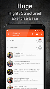GymUp Workout Notebook PRO free download 5