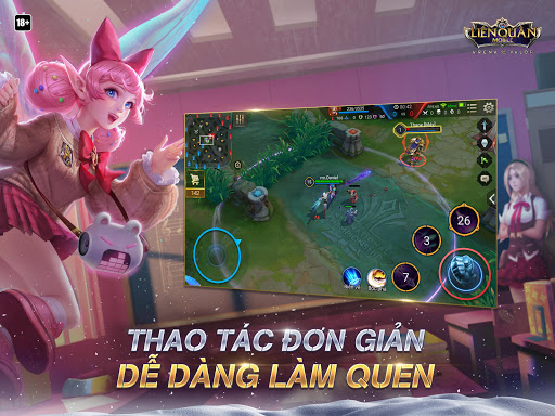 Garena Liu00ean Quu00e2n Mobile 1.26.1.2 screenshots 15