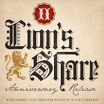 Lakewood Lion's Share II: Anniversary Ale