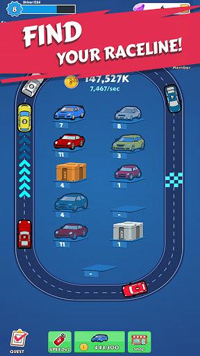Merge Car game free idle tycoon 1.1.12 screenshots 3