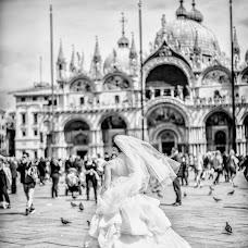 Wedding photographer Luca Fabbian (fabbian). Photo of 03.05.2017