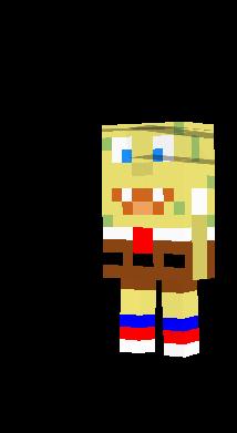 a cartoon character