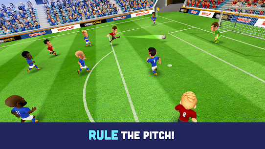 Mini Football – Mobile Soccer (MOD, Unlimited Money) 2