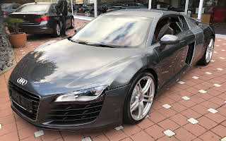 Audi R8 Rent Nordjylland