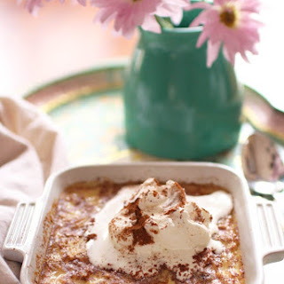 Rice Pudding for One Recipe