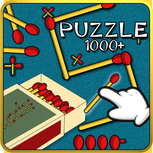 マッチ棒パズル 解謎 App LOGO-APP試玩