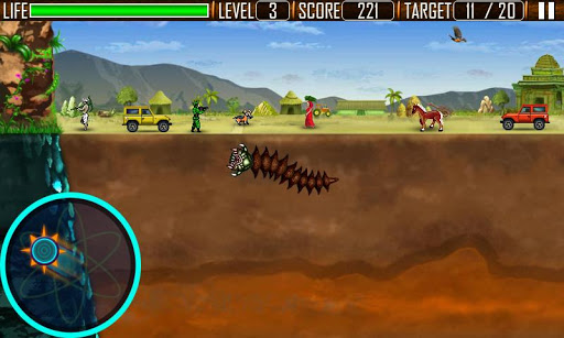Wormu2019s City Attack Game 1.1 screenshots 12