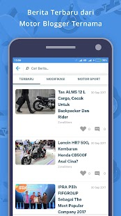 Moladin - App for bikers- screenshot thumbnail