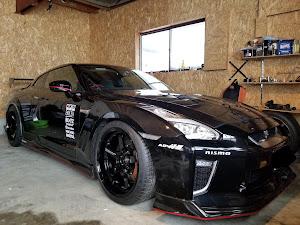 NISSAN GT-R  ブラックED(MY14)のカスタム事例画像 hiro-R35さんの2021年01月10日12:50の投稿