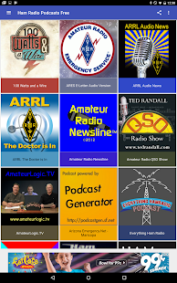 Ham Radio Podcasts Free- screenshot thumbnail