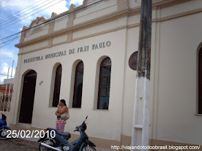 Photo: Prefeitura Municipal de Frei Paulo