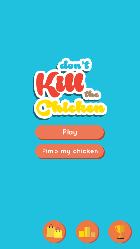 Don't Kill the Chicken- screenshot