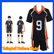 Volleyball Uniform Model