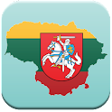 Lithuanian Cities Quiz icon