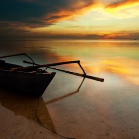 by Arief Wardhana - Transportation Boats