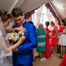 Wedding photographer Romuald Rubenis (RomaRubenis). Photo of 17.09.2016