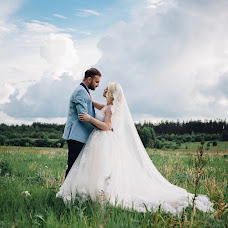 Wedding photographer Kseniya Frolova (frolovaksenia). Photo of 18.06.2017