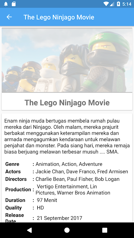 Nonton Film Online LK21 APK Latest Version Download - Free