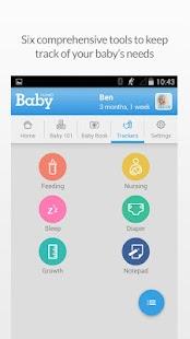 WebMD Baby- screenshot thumbnail