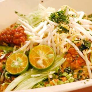 Noodle Bandung