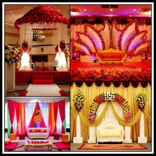 Wedding stage decoration entrance diy gallery idea apps on google play junglespirit Choice Image