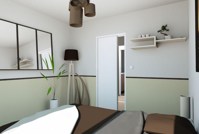 Vente Terrain + Maison - Terrain : 225m² - Maison : 75m² à Breuillet (91650)