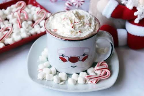 """Click Here for Recipe: Santa's Hot Cocoa Mix """"This is the best..."""