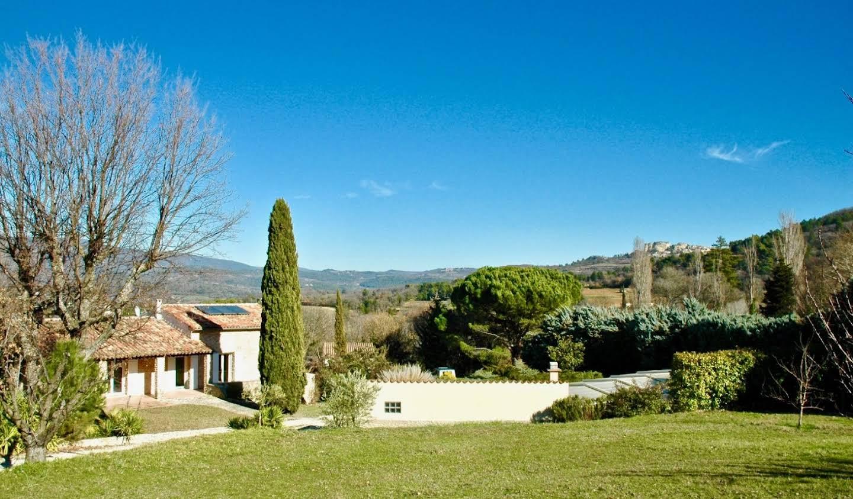 Maison avec piscine et terrasse Apt