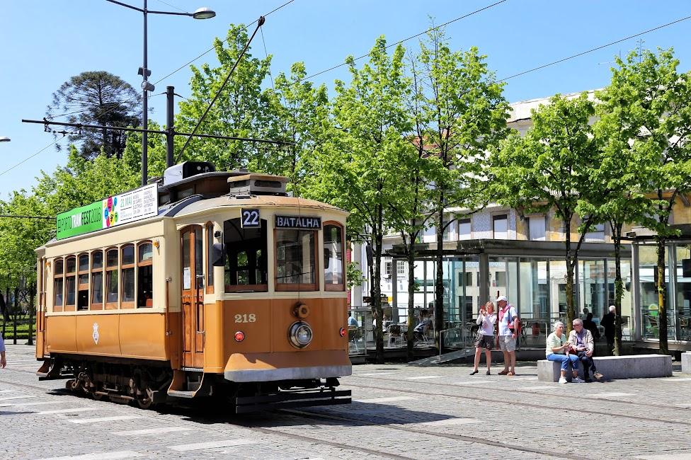 Porto, Praca de Parada Leitao