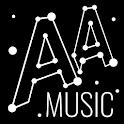 AAMusic stream music and earn money! icon