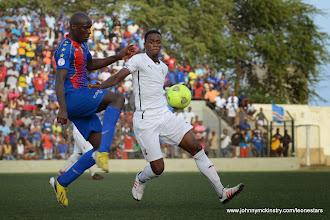 Photo: Khalif Jabbie[Leone Stars vs. Cape Verde, June 2013 (Pic: Darren McKinstry)]