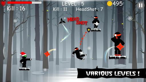 Ninja: Samurai Shadow Fight  screenshots 2
