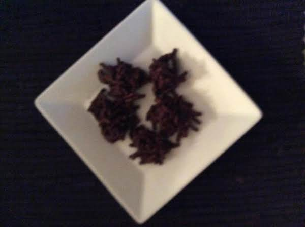Dark Chocolate Fiber One Haystacks Recipe