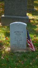 Photo: Civil War grave