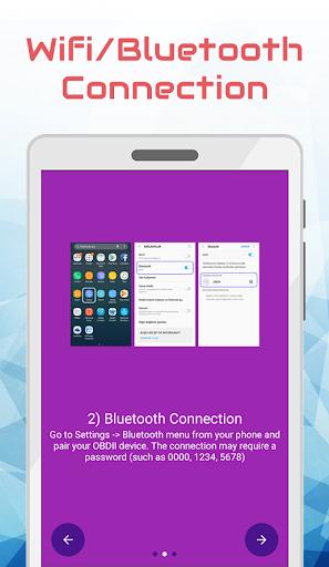 DtcFix - Wifi/Bluetooth Car Fault Code Diagnostic 2.40 Screenshots 8