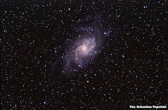 Photo: Galaktyka M33
