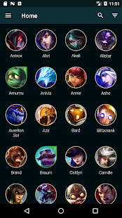 Builds for LoL- screenshot thumbnail